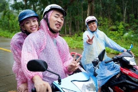 Hài Thu Trang: Sợ vợ kiểu úc