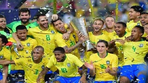 Brazil 1-0 Argentina (Cúp Siêu kinh điển Nam Mỹ 2018)