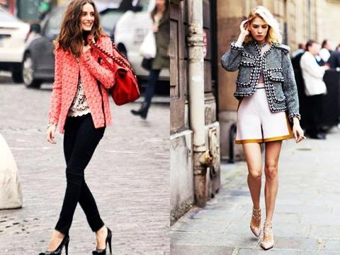 4 kiểu áo khoác 'thời thượng' cho thu quyến rũ