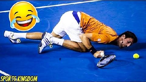 Tennis và những khoảnh khắc hài hước khó đỡ (P1)