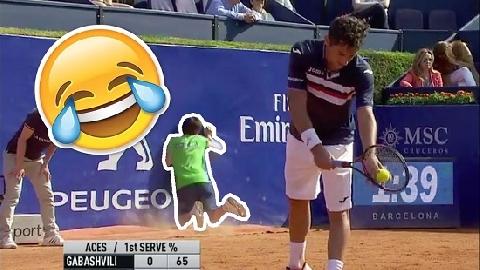 Tennis và những khoảnh khắc hài hước khó đỡ (P2)