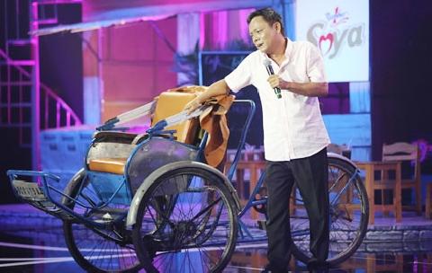Hài Tấn Hoàng: Bác sĩ chích heo