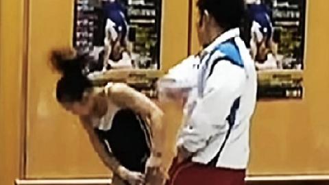 HLV thể dục Nhật Bản mất việc vì tát học trò