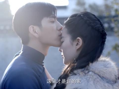 Loạt cảnh hôn của Lưu Diệc Phi trong phim mới được khen đẹp