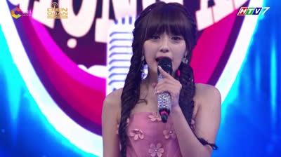 ''Jang Nara phiên bản trẻ'' hát Sweet Dream mê hoặc Trấn Thành