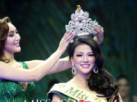 Nhan sắc Việt Nguyễn Phương Khánh đăng quang Hoa hậu Trái Đất 2018