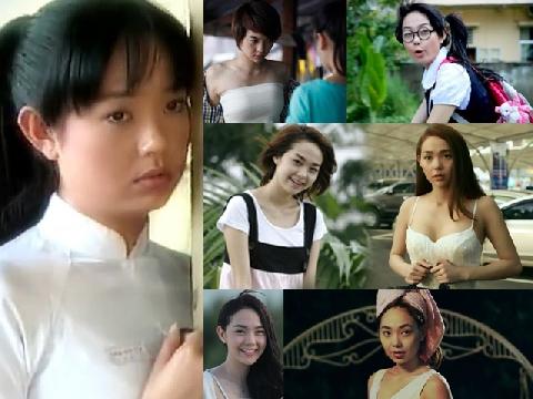 Hành trình 'vịt hóa thiên nga' của Minh Hằng trên màn ảnh
