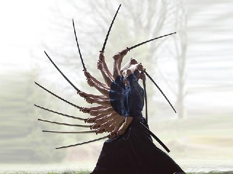 Độ sắc bén của kiếm Katana là bao nhiêu?