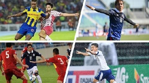 Điểm mặt 4 ngôi sao sẽ đối đầu Việt Nam tại vòng bảng AFF Suzuki Cup 2018