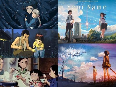 Top 5 anime điện ảnh khiến người lớn cũng phải bật khóc