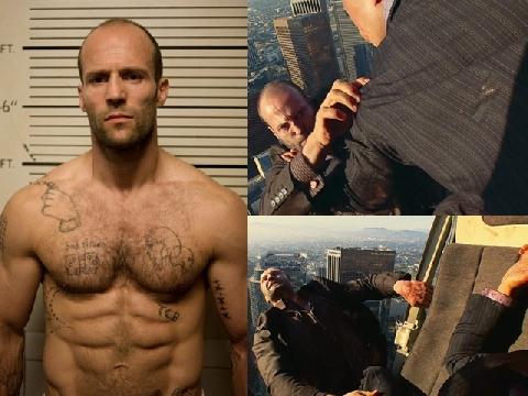 Pha hành động nguy hiểm nhất trong sự nghiệp Jason Statham