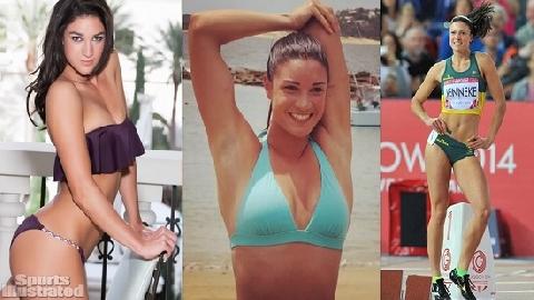 20 người đẹp nóng bỏng của làng thể thao thế giới