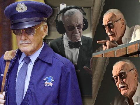 'Cha đẻ Marvel' Stan Lee và những vai diễn cameo ấn tượng