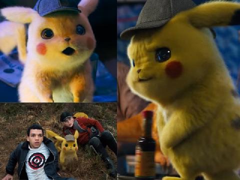 Pokémon bản 'người đóng' tung trailer làm sống dậy ký ức tuổi thơ