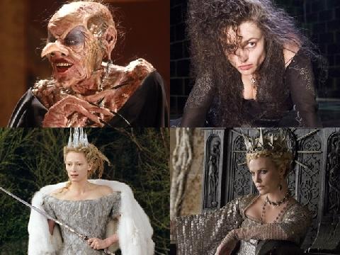 Điểm danh những nữ phù thủy gây ám ảnh nhất mọi thời đại