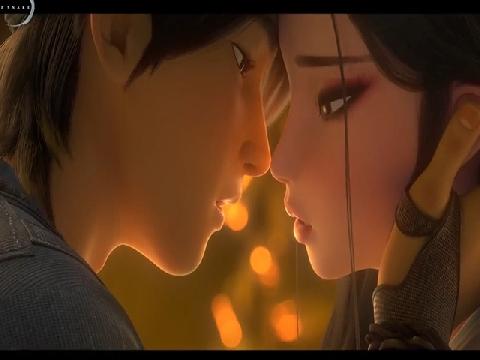 'Bạch Xà Truyện' phiên bản hoạt hình 3D: Đồ họa đẹp mướt mắt