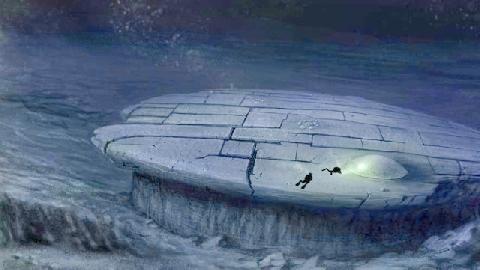 ''Siêu vật thể'' kỳ lạ dưới biển Baltic