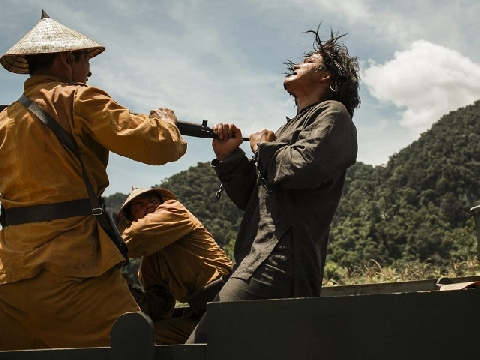 Pha hành động đỉnh nhất màn ảnh Việt 2018