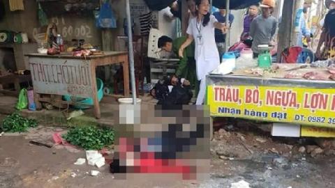 Người bắn nhiều phát đạn vào cô gái giữa chợ là ai