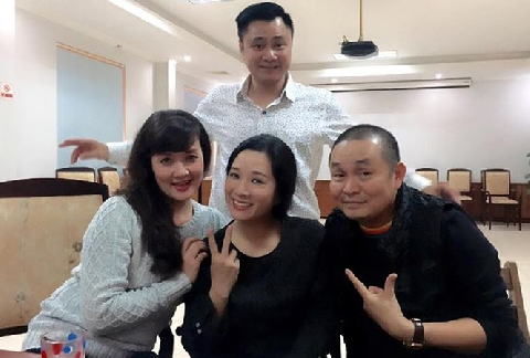 Hài Xuân Hinh: Cưới vợ trên xe