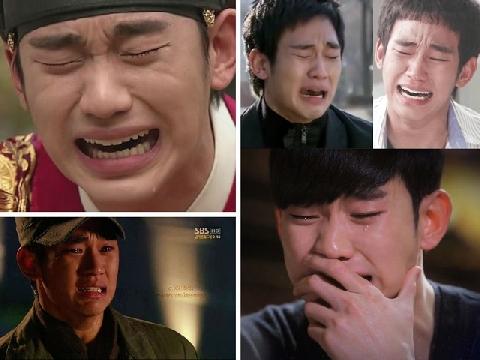 Kim Soo Hyun - Soái ca 'khóc nhè' giỏi nhất màn ảnh Hàn