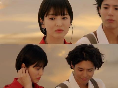Khoảnh khắc được xem lại nhiều nhất trong phim mới của Song Hye Kyo