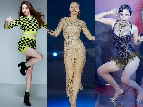 Những nữ ca sĩ được ví như 'cỗ máy nhảy' của Vpop
