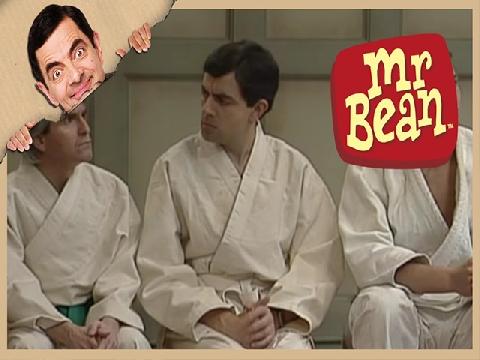 Tuyệt kỹ Judo của Mr Bean 'hạ gục' cả võ sư dạy kèm