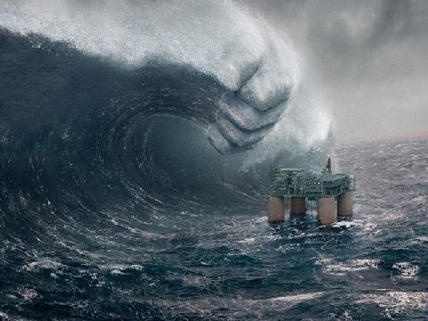 Kinh hoàng với 4 cơn bão tử thần từng xuất hiện trên màn ảnh