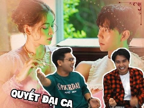 ''Người yêu My Sói'' cười như được mùa khi xem MV 16+ của Chi Pu