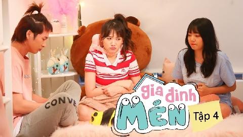 Seri hài: Gia đình Mén Tập 4: Hari Won, Lê Giang