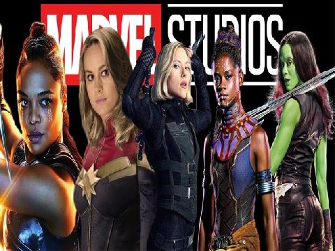 7 nữ chiến binh mạnh nhất trong phim siêu anh hùng