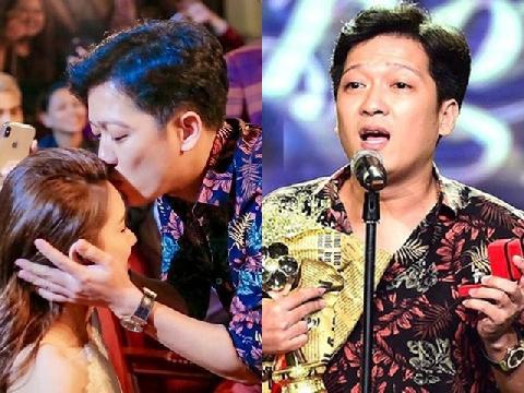 Cầu hôn Nhã Phương gây lố trên truyền hình, Trường Giang bị gạch tên khỏi ''Mai vàng''