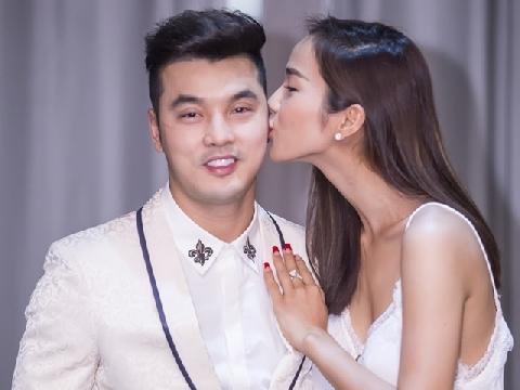 Vợ Ưng Hoàng Phúc chưa bao giờ ghen với Phạm Quỳnh Anh