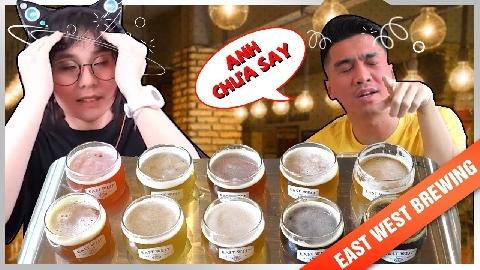 Chết cười xem Misthy rủ ''chú PewPew'' đi uống bia và cái kết