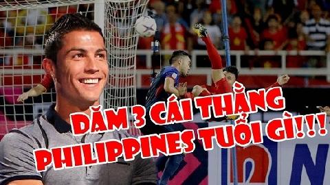 CR7, Messi, 'Hoa Vinh' lên tiếng chúc mừng chiến thắng cảm xúc của Việt Nam