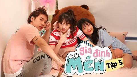 Seri hài: Gia đình Mén Tập 5: Hari Won, Lê Giang