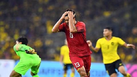 Malaysia 2-2 Việt Nam (Lượt đi chung kết AFF Cup 2018)