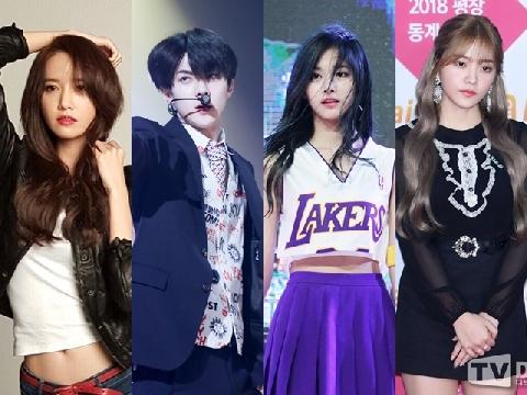 Điểm qua những idol bị gắn mác 'bất tài' của Kpop