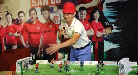 Cười banh họng vì mối quan hệ của Xuân Bắc với các cầu thủ Việt Nam