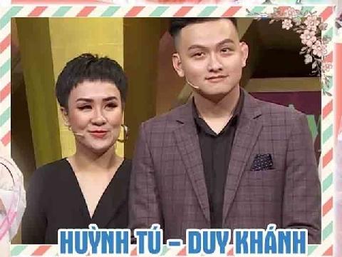 Ca sĩ cá tính Huỳnh Tú công khai chồng trẻ hơn 5 tuổi đẹp như soái ca