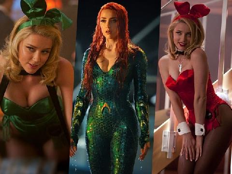 Những cảnh sexy 'khó cưỡng' của mỹ nữ 'Aquaman'