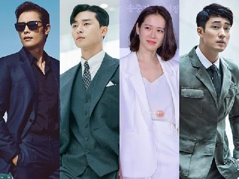 5 sao Hàn có diễn xuất đột phá nhất 2018