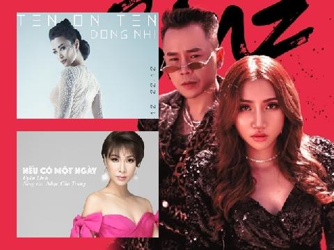 Top Album Việt gây bão mạng đầu năm 2019