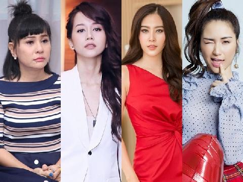 Những 'nữ hoàng thị phi' của showbiz Việt 2018