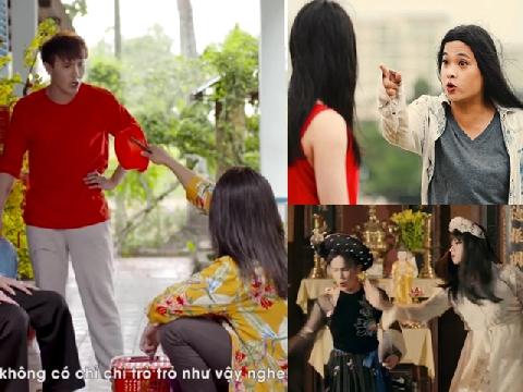 Đầu tuần, 'cười rớt hàm' với 4 lần cãi lộn của Huỳnh Lập và 'chị canô'