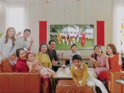 'Gạo Nếp Gạo Tẻ' tung cái kết viên mãn trong MV Tết 2019