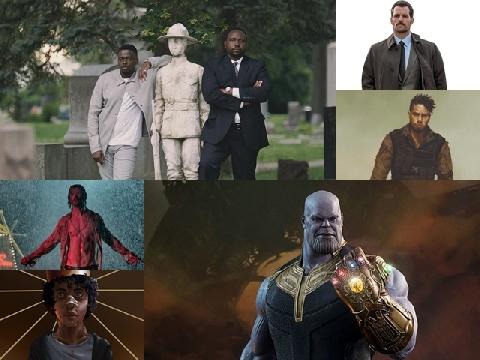 6 nhân vật phản diện đỉnh cao nhất màn ảnh rộng 2018