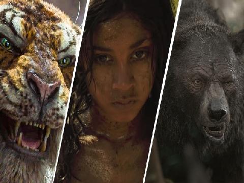 'Mowgli' 2018: Phiên bản cậu bé rừng xanh gai góc, bản lĩnh và đầy chết chóc