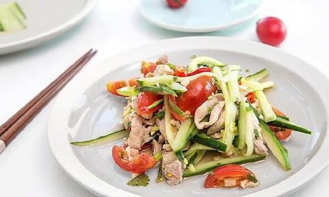 Cách làm món salad ăn ngon chuẩn vị ngày Tết